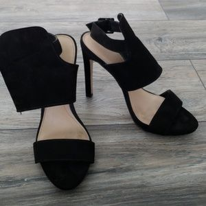 Zara heel sandals